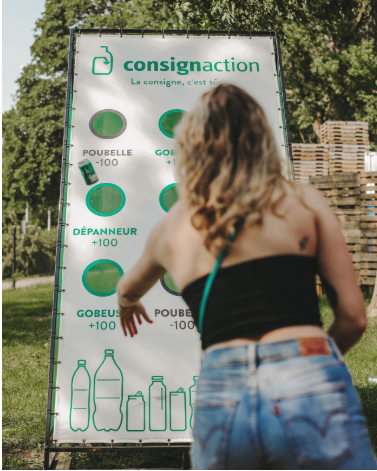 Consignaction - Piknic Électronik